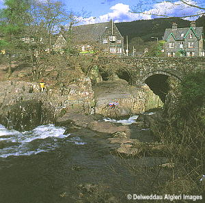 Photographs - Pont-y-Pair, Betws-y-Coed