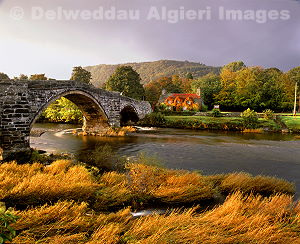 Photographs - Llanrwst Bridge