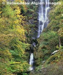 Photographs - Pistyll Rhaeadr