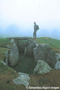 Photographs - Capel Garmon Burial Chamber