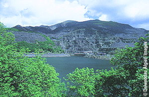 Photographs - Dinorwig Slate Quarry