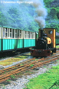 Photographs - Padarn steam railway