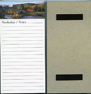 Other Cards and Notepads - Magnetic Memo Pad