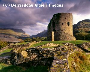 Photographs - Dolbadarn Castle Llanberis