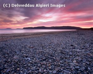 Photographs - Porth Neigwl Hells Mouth