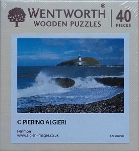 Micro Wooden Jigsaws - Penmon