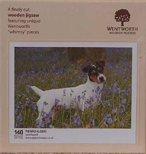 Midi Wooden Jigsaws - Jack Russell