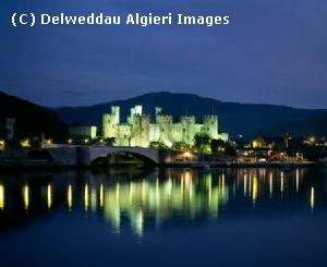 Photographs - Conwy Castle