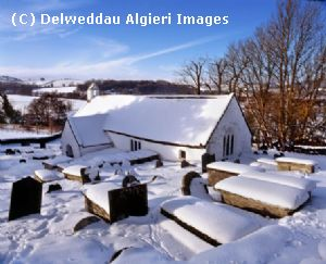 Photographs - Llangar Church
