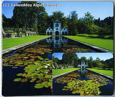 Placemat/Coaster sets - Bodnant Garden Pin Mill