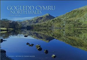 Calendars - North Wales 2018 Calendar LAST FEW REDUCED P&P Inc