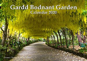 Calendars - Bodnant Garden 2020 Calendar-LAST FEW REDUCED