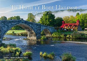 Calendars - Tu Hwnt i'r Bont 2020 Calendar(SOLD OUT)