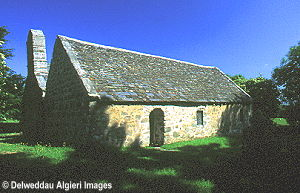 Photographs - Llanrychwyn Church