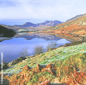 Photographs - Snowdon in Winter