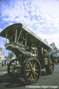 Photographs - Traction Engine