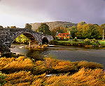 Llanrwst Bridge - click here for more info