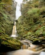 Pistyll Rhaeadr - click here for more info