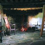 fireplace Ty Mawr Wybrnant N.T. - click here for more info
